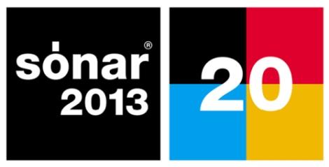 Nuevos nombres para el Sónar 2013 entre los que destacan Chromatics y Sebastien Tellier